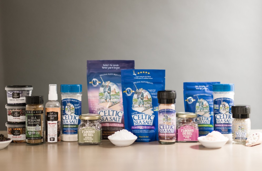 Celtic Sea Salt Products