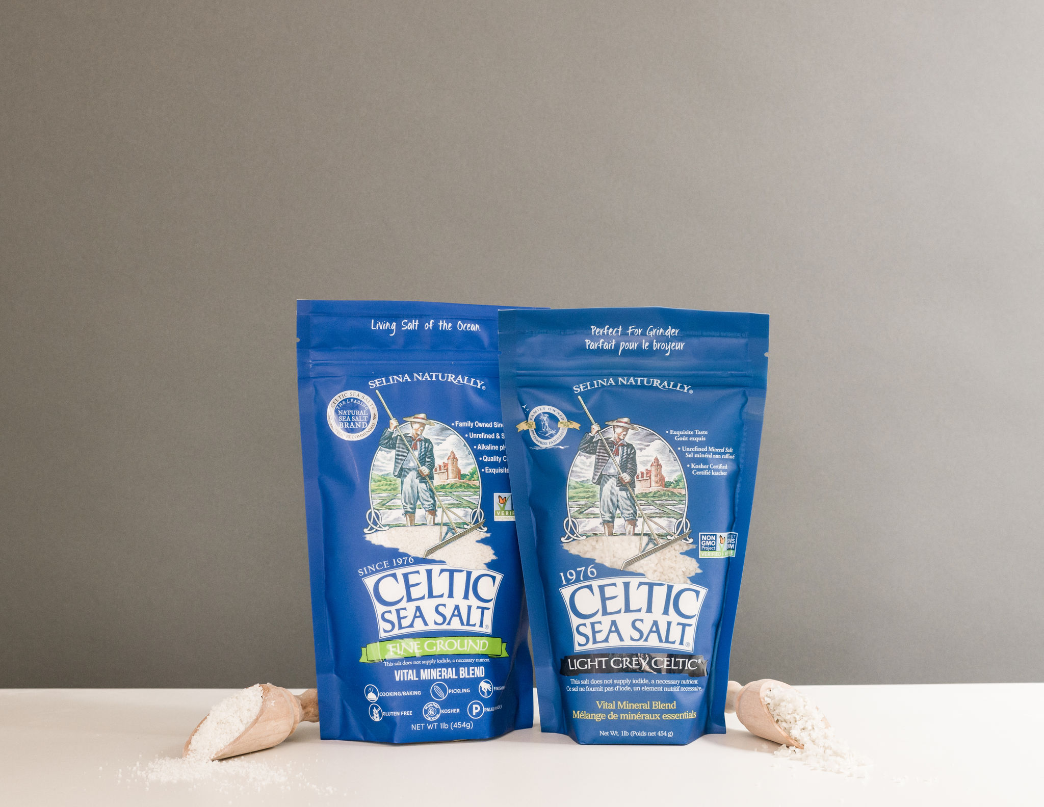 2 celtic sea salt bags
