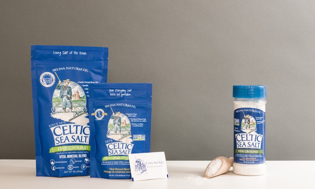 Fine Ground Celtic Sea Salt