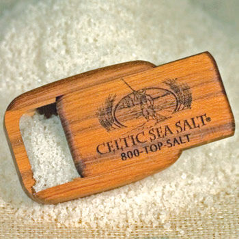 Pocket Salt Box