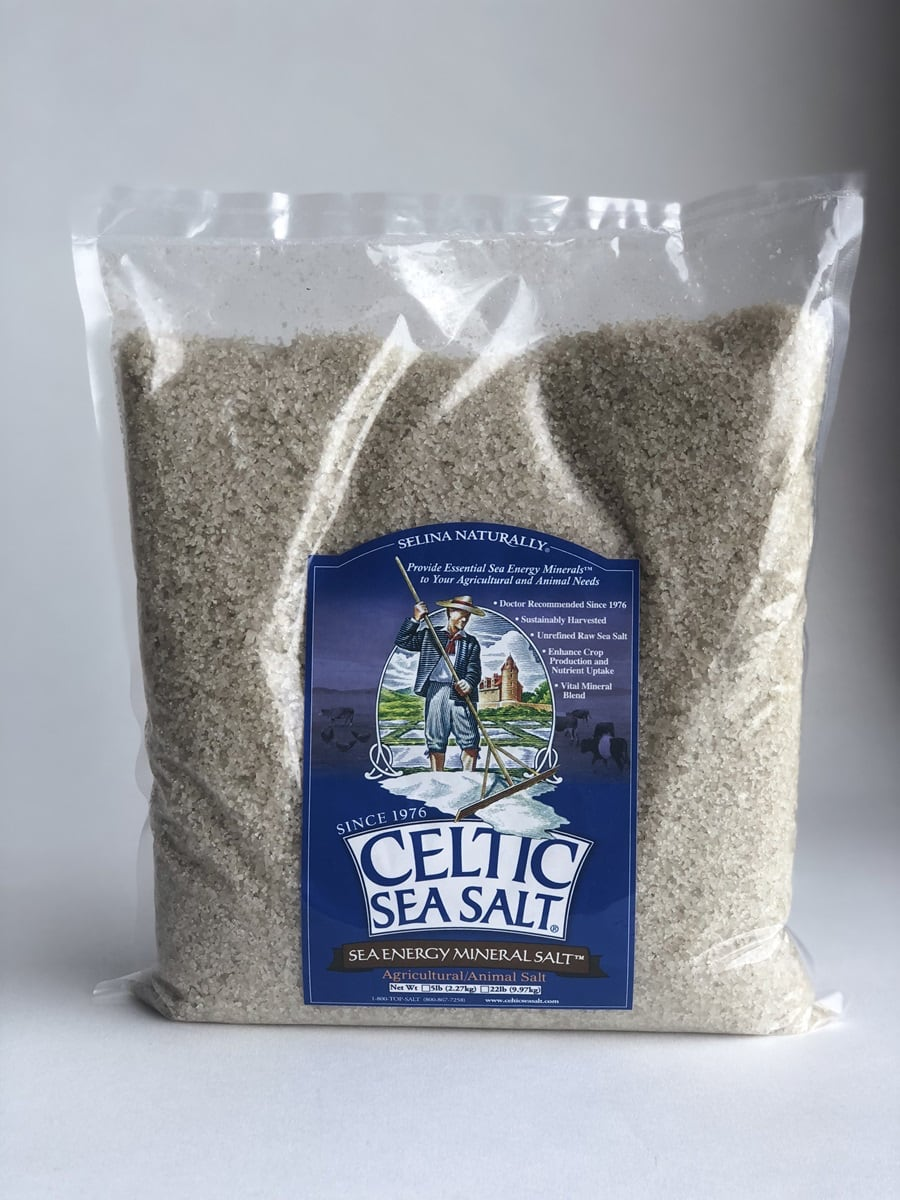 5lbs Bag Pet Salt