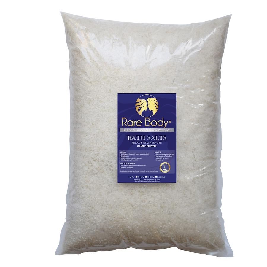 22 lbs Coarse Bath Salt