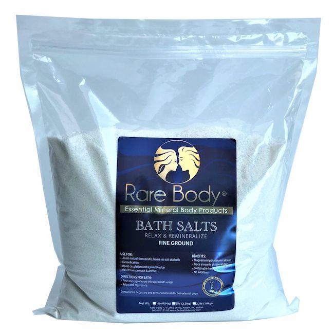 55 lbs Fine Bath Salt