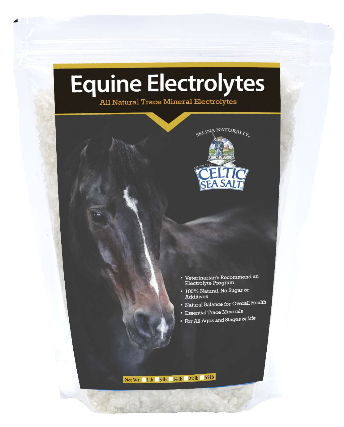 Equine Salt 1lbs Bag