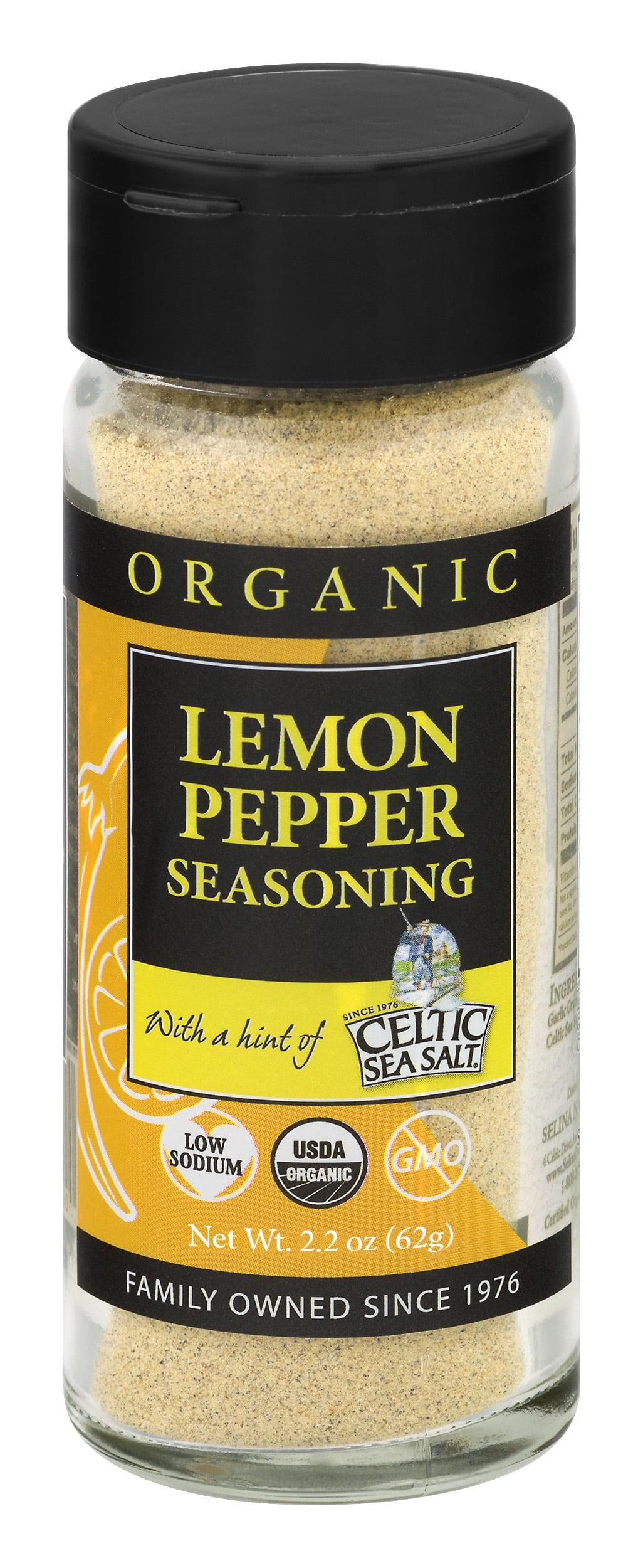 Lemon Pepper Shaker