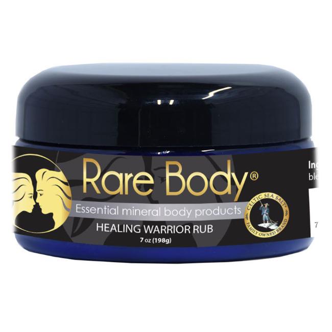 Healing Warrior Rub