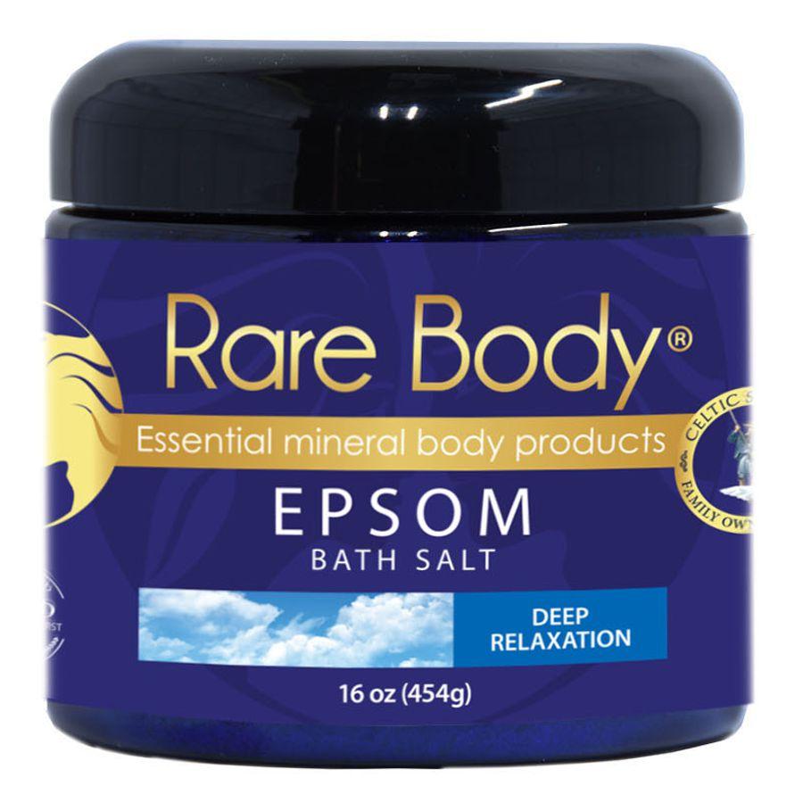 Epsom Salt Relaxation