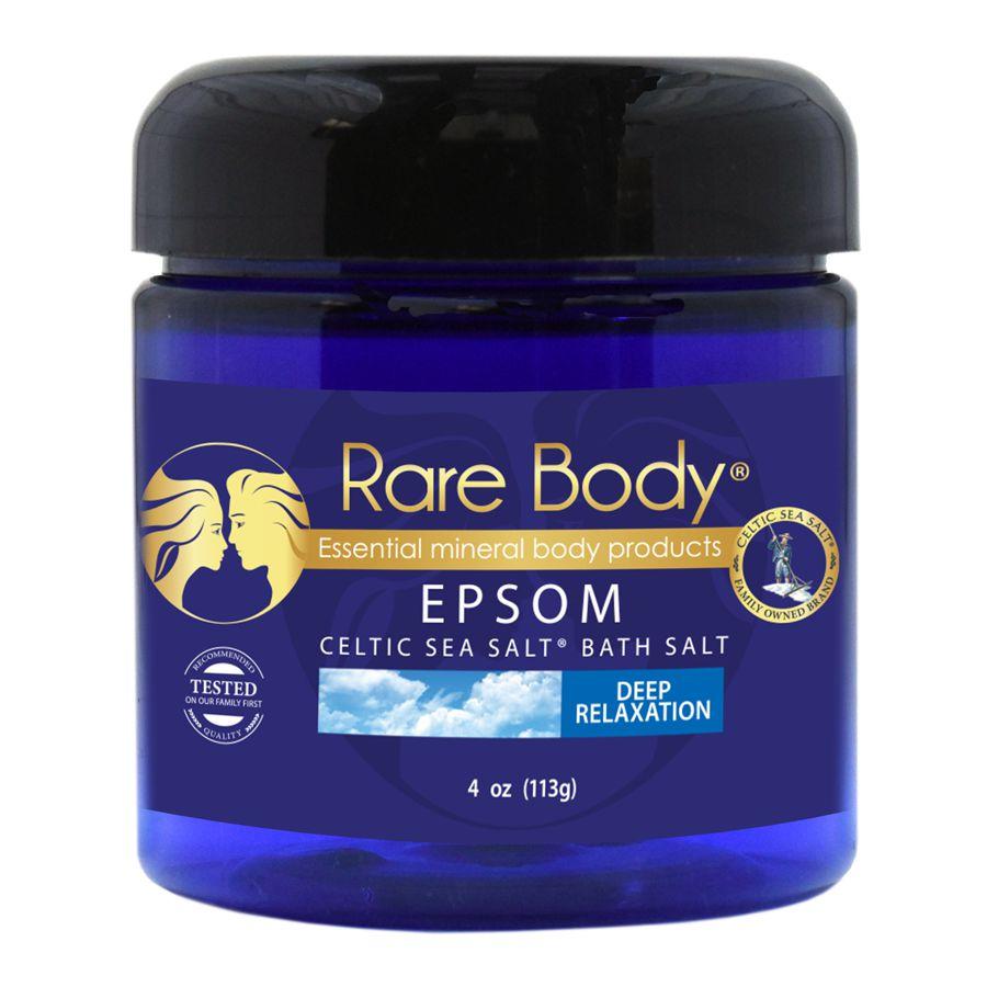 Epsom Salt Relaxation Travel