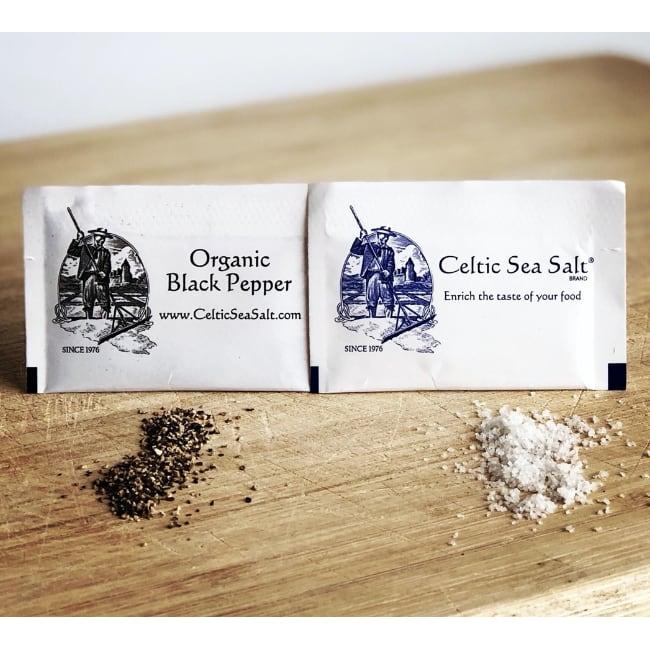 Salt & Pepper Packets