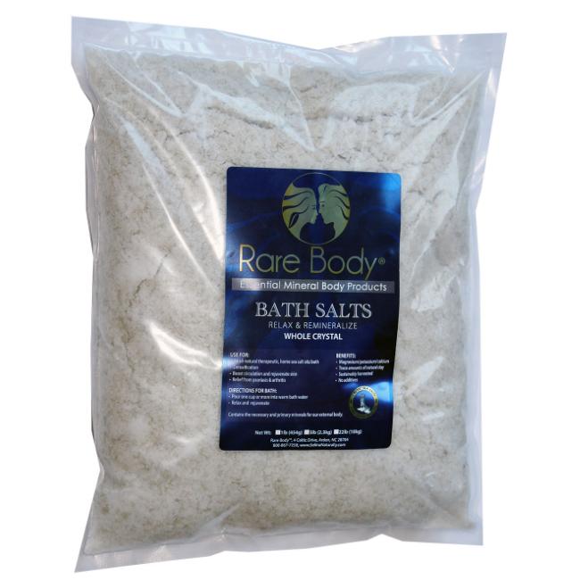 55 lbs Coarse Bath Salt