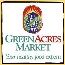 Green Acres Market Logo