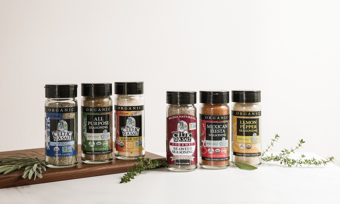 Cetlic Sea Salt® Seasonings | CSS